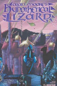Hypothetical Lizard (Alan Moore's…) Ashcan #1B VF/NM; Avatar | save on shipping