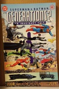 Superman & Batman: Generations II #4 (2001)