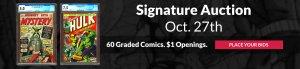 October Signature Auction