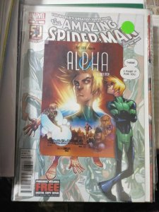 Amazing Spider-Man # 693 2013  marvel  alpha +
