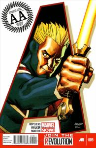 Avengers Arena #5 VF/NM; Marvel | save on shipping - details inside
