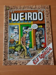 Weirdo #9 ~ VERY FINE VF ~ 1983 Last Gasp Underground R Crumb