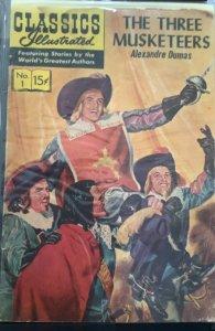 Classics Illustrated #1 (1941)
