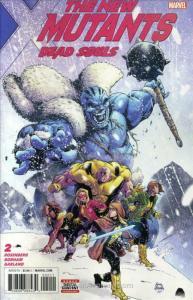 New Mutants: Dead Souls #2 VF/NM; Marvel | save on shipping - details inside