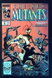 The New Mutants #80 (1989)