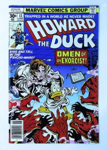 Howard the Duck (1976 series) #13, VF+ (Actual scan)