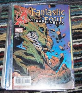FANTASTIC FOUR  #518    2004 MARVEL  avengers disassembled