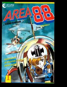7 Comics Area 88 1 Raiders 2 Gumby 1 Veronica 26 Shuriken 1 Boba Fett 2 + DS2