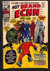 Not Brand Echh #1 (1967)