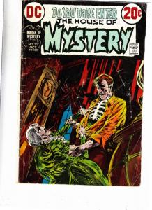 House of Mystery #207 (Oct-72) VG Affordable-Grade