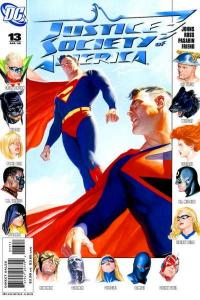 Justice Society of America (2007 series) #14, NM- (Stock photo)