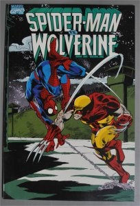 Spider-Man vs. Wolverine GN (1990)  VF/Better    See Actual Photo