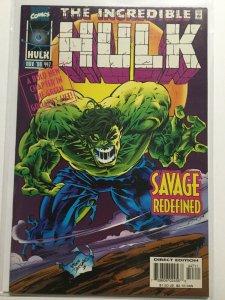 Incredible Hulk 447 Near Mint Nm Marvel