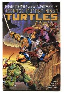 TEENAGE MUTANT NINJA TURTLES #47 comic book 1992 Space Usagi vf/nm
