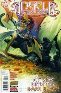 Angela: Asgard's Assassin #3 VF/NM; Marvel | save on shipping - details inside