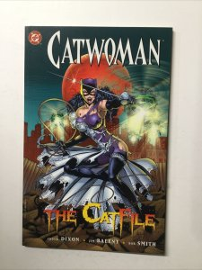 Catwoman The Catfile Tpb Near Mint Nm Softcover Sc Dc Comics