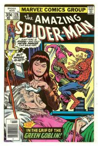 Amazing Spiderman 178   Green Goblin