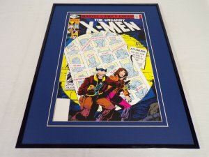 Marvel Comics Uncanny X Men #141 Framed 16x20 Cover Poster Display