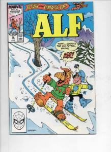 ALF #16, VF/NM,  Marvel, 1988 1989,  more in store