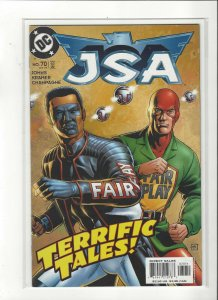JSA #70 DC Comics  NM