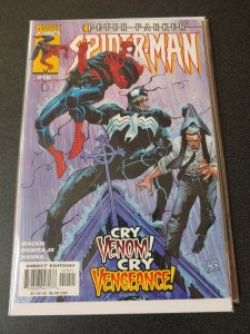 ​SPIDER-MAN #10 VENOM ISSUE ROMITA JR NM