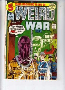 Weird War Tales #5 (Jun-72) VF/NM High-Grade