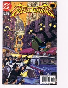 Nightwing # 72 DC Comic Books Hi-Res Scans Modern Age Awesome Issue WOW!!!!!! S3