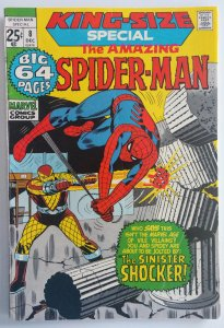 The Amazing Spider-Man Annual #8 (NM-)(1971)