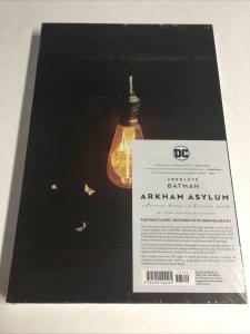 Absolute Batman Arkham Asylum 30th Anniversary Edition Nm Near Mint Sealed DC
