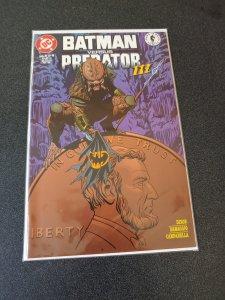 Batman Versus Predator III #4 (1998)