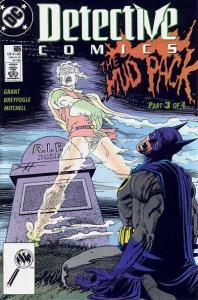 Detective Comics (1937 series) #606, VF+ (Stock photo)
