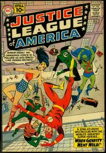 Justice League Of America #5 1961-1st DR DESTINY-glossy VF-