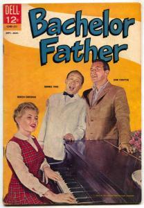 Bachelor Father #2 1962- Dell Comics- Sammee Tong- John Forsythe- Noreen Corcora