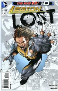 Legion Lost (2nd Series) #0 VF/NM; DC | save on shipping - details inside