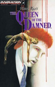 Queen of the Damned (Anne Rice's ) #3 VF/NM; Innovation | we combine shipping
