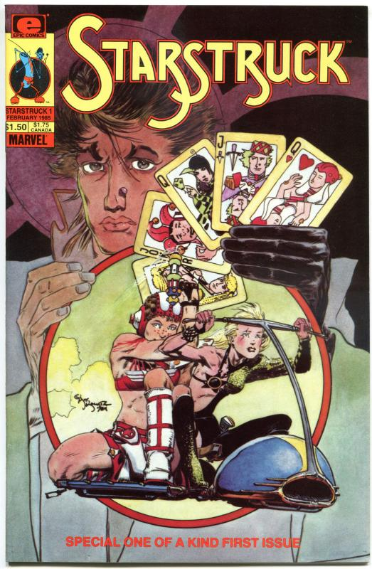 STARSTRUCK #1 2 3 4 5 6, VF/NM-, 1985, 6 issues, Kaluta, more Epic in store