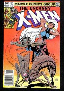 The Uncanny X-Men #165 (1983)
