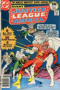 Justice League of America (1960 series) #139, Fine+ (Stock photo)