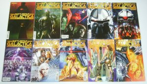 Classic Battlestar Galactica vol. 2 #1-12 VF/NM complete series + annual 2014