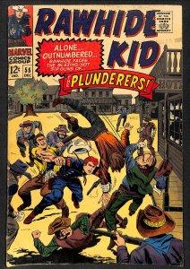 The Rawhide Kid #55 (1966)