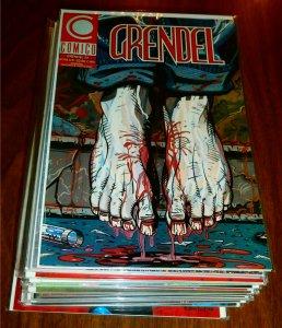 Grendel  (set of 23)