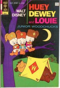 HUEY DEWEY & LOUIE (1966-1984 GK) 13 VF-NM   March 1972 COMICS BOOK