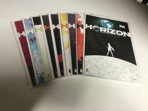 Horizon 1 2 3 4 5 6 7 9 10 Nm Near Mint Image Comics
