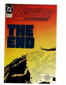 Legion of Super-Heroes #38 (1992) SR8