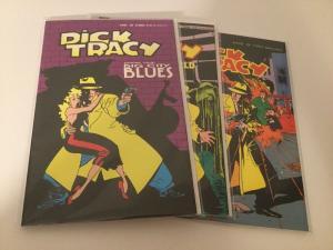 Dick Tracy Sin City Blues 1-3 NM Nesr Mint