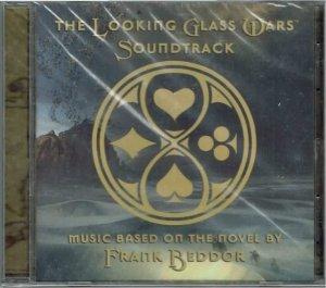 The Looking Glass Wars Soundtrack Frank Beddor Sealed CD