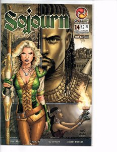 Crossgen Comics Sojourn #14 Greg Land Art Ron Marz Story
