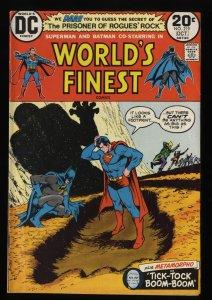World's Finest Comics #219 VG+ 4.5