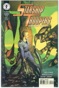 Starship Troopers: Dominant Species #2 (1998)