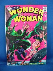 Wonder Woman #172 (Sep-Oct 1967, DC) VF